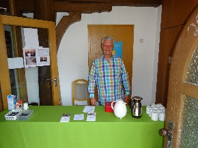 Tag des offenen Ateliers2015 Kaffee