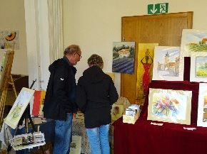 Tag des offenen Ateliers2015 Rckel